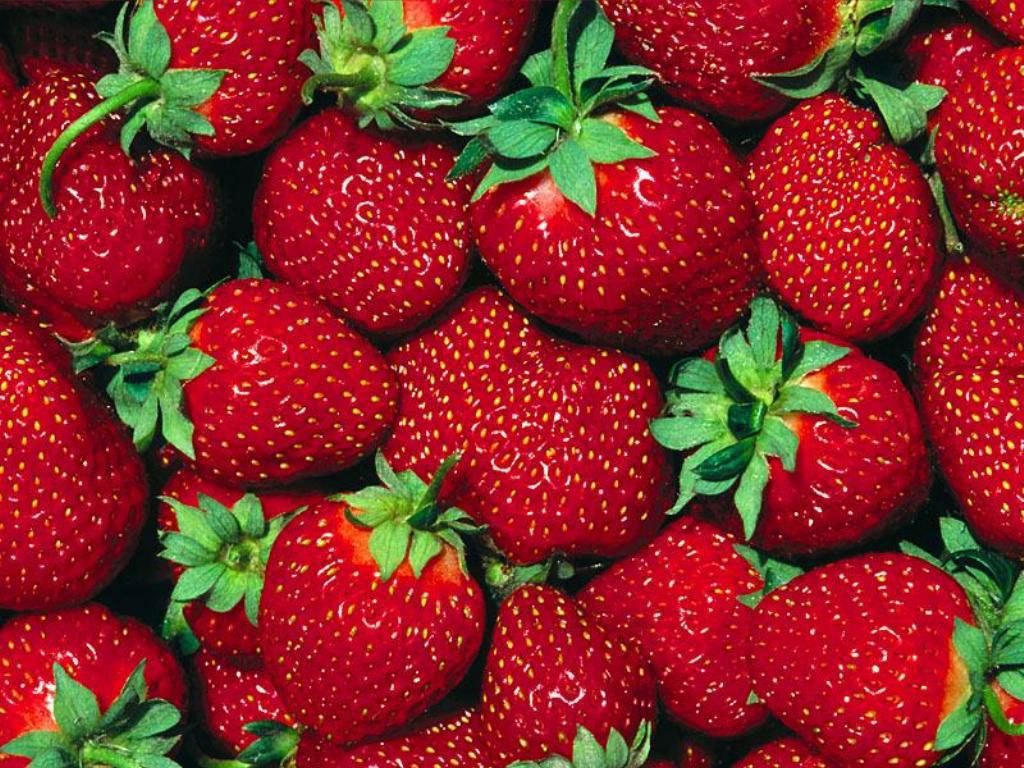 Manfaat Buah Strawberry Untuk Kesehatan