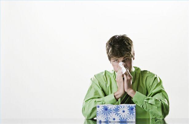 Influenza Adalah Penyakit Menular