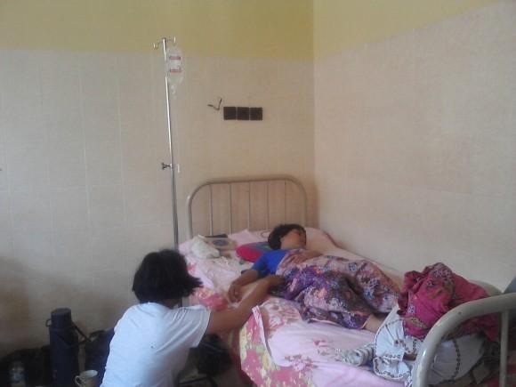 Diare Disebabkan Oleh Rotavirus