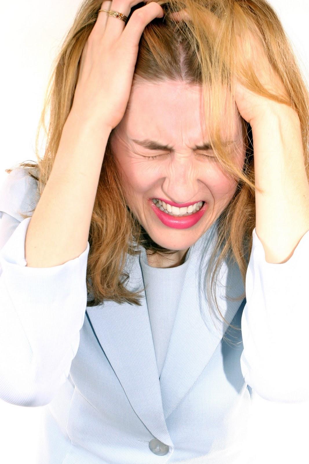 Penyebab Sakit Kepala Sebelah