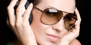 Menggunakan Kacamata Penampilan Anda PAS Banget