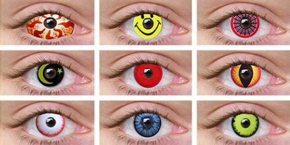 Memilih Model Lensa Kontak Berwarna Yang Laris Didunia