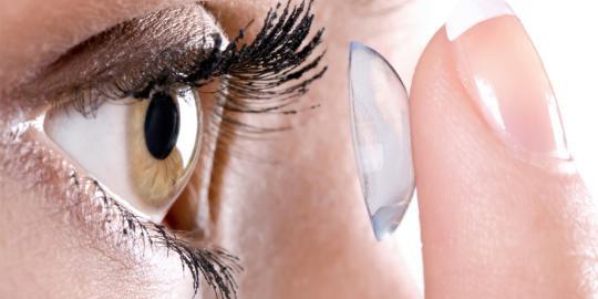 Cara Penggunaan Lensa Kontak Yang Tepat