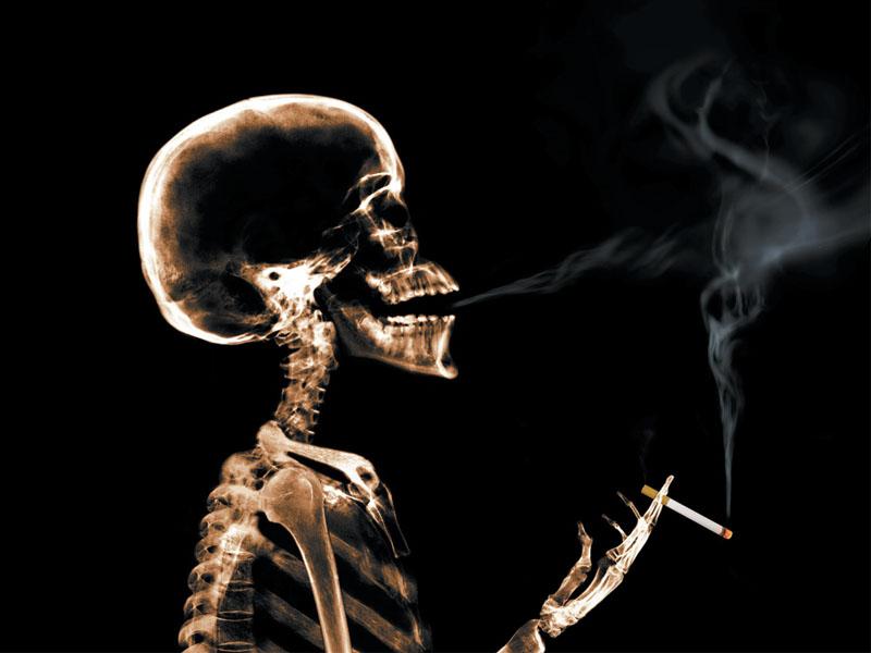 Kulit Pria Dan Wanita Cepat Menua Bila Merokok