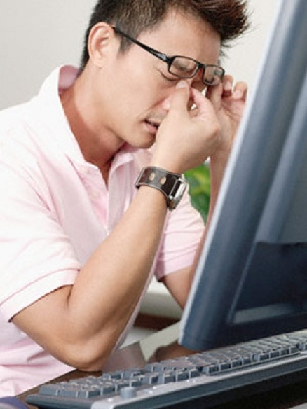 Penyakit Sindroma Mata Kering