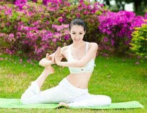 Yoga Mampu Melawan Kemandulan Ovarium Wanita