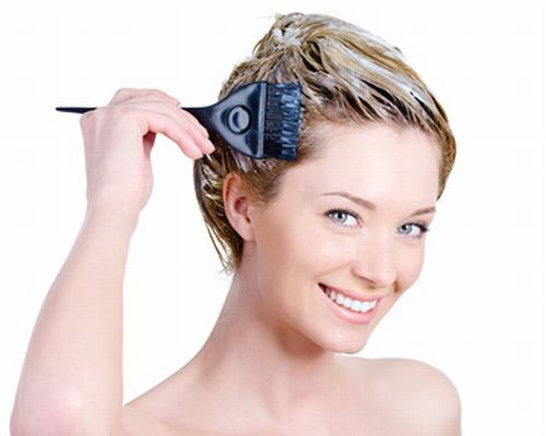 Tips Mewarnai Rambut yang Oke